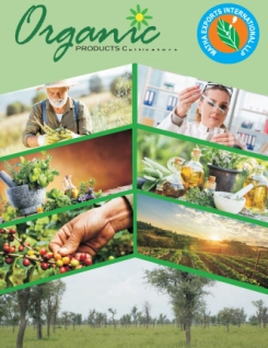 Organic Products Catalog
